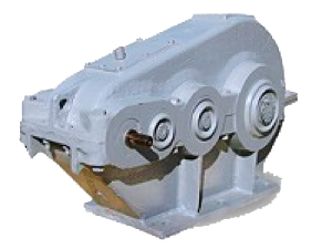 Цилиндрические трехступенчатые редукторы ЦТНД-315, ЦТНД-400, ЦТНД-500