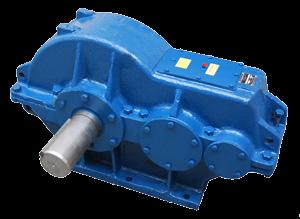 Цилиндрический двухступенчатый редуктор Ц2У-400К